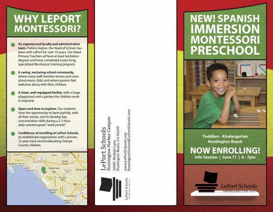 LePort Schools – New Spanish Immersion
