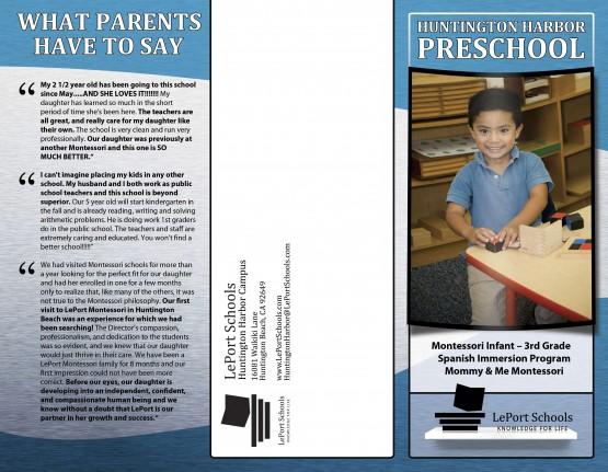 LePort Schools – Huntington Harbor Preschool