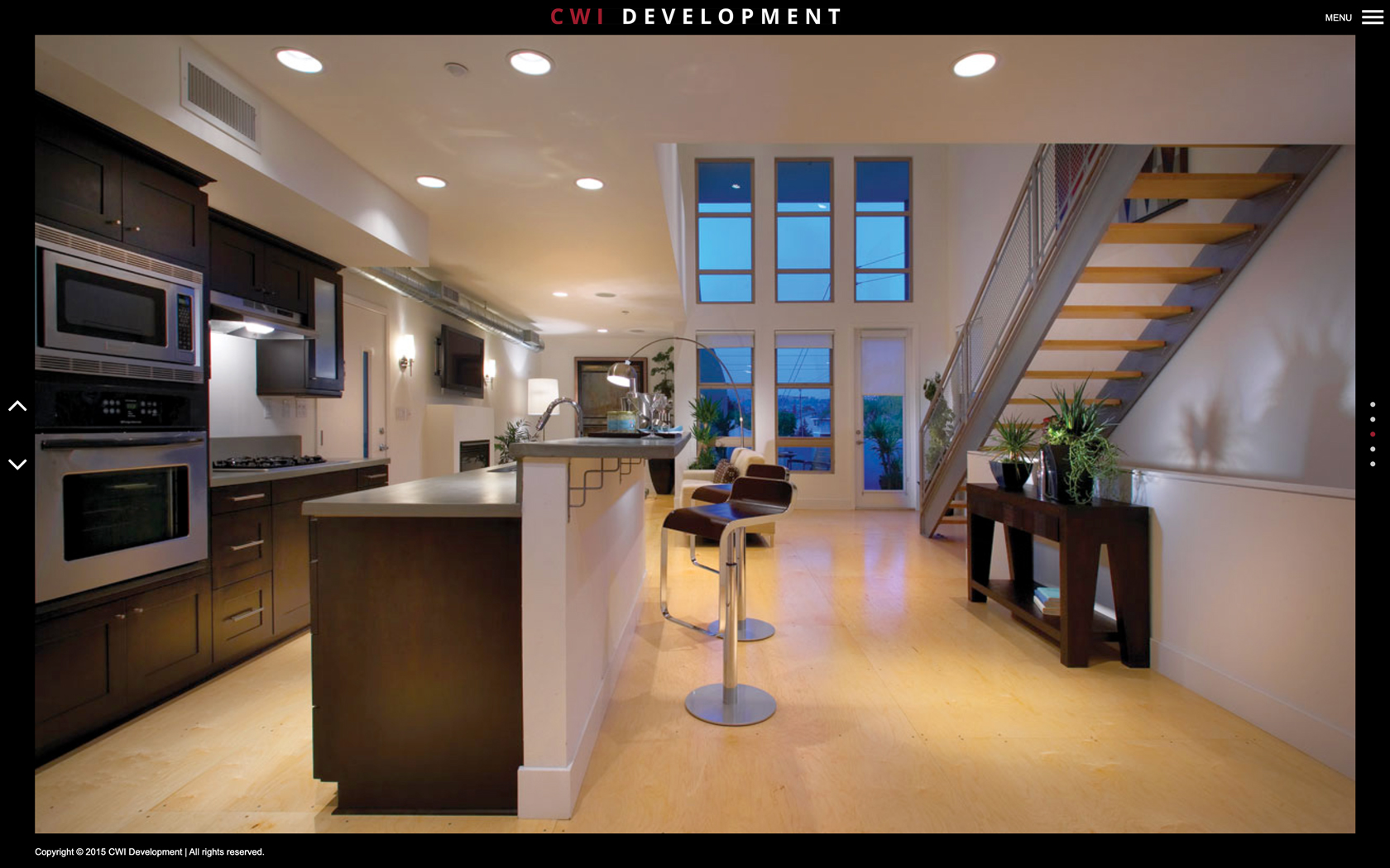 CWI Development