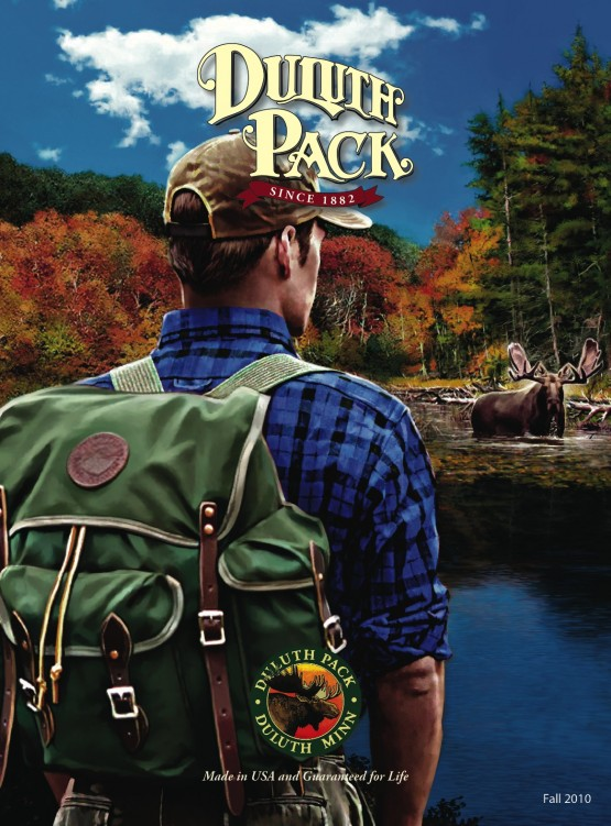 Duluth Pack – Winter Catalog 2010
