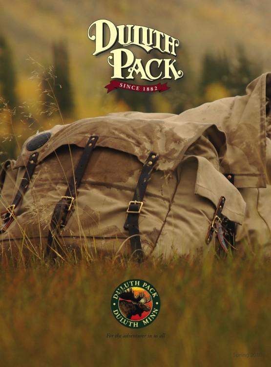Duluth Pack – Spring 2010 Catalog